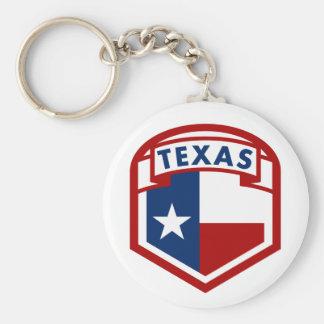 Chaveiro Bandeira de Texas