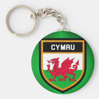 Chaveiro Bandeira de Wales