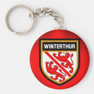 Chaveiro Bandeira de Winterthur