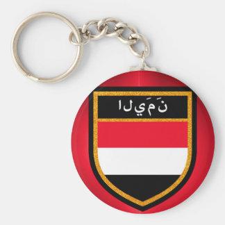 Chaveiro Bandeira de Yemen
