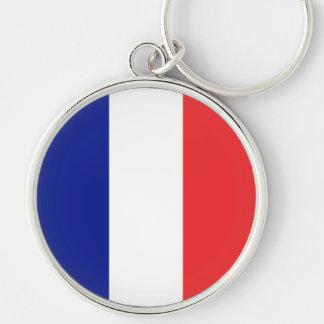 Chaveiro Bandeira do francês Tricolore de France