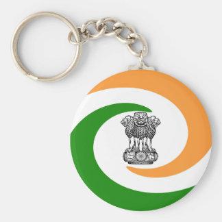 Chaveiro Bandeira indiana
