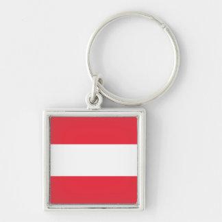 Chaveiro Bandeira nacional de Áustria