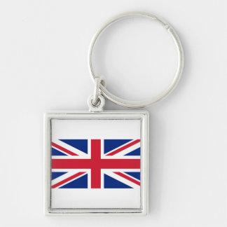 Chaveiro Bandeira nacional do Reino Unido Reino Unido,