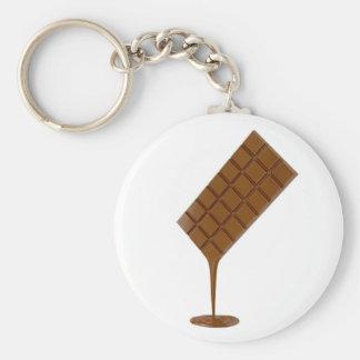 Chaveiro Bar de chocolate derretido