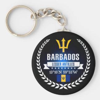 Chaveiro Barbados