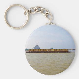 Chaveiro Barca de recipiente