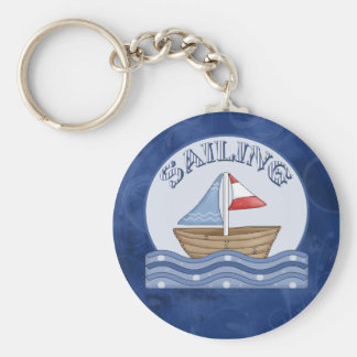 Chaveiro Barco de navigação cómico