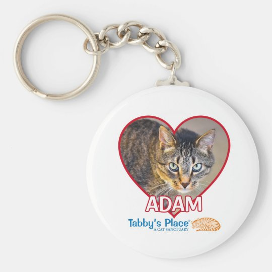 Chaveiro básico - Adam