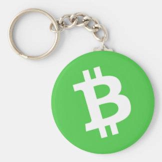 Chaveiro básico do dinheiro de Bitcoin
