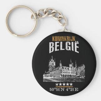 Chaveiro Bélgica