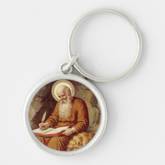 Chaveiro Bíblia da monge de St Jerome
