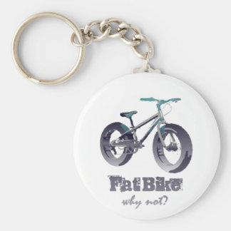 Chaveiro Bicicleta gorda porque citações nao inspiradores