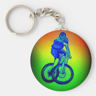 Chaveiro Bmx do mtb de Llandegla do Mountain bike