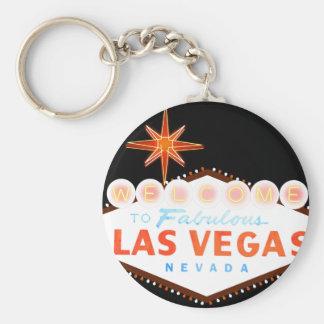 Chaveiro Boa vinda a Las Vegas fabuloso