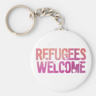 Chaveiro Boa vinda dos refugiados