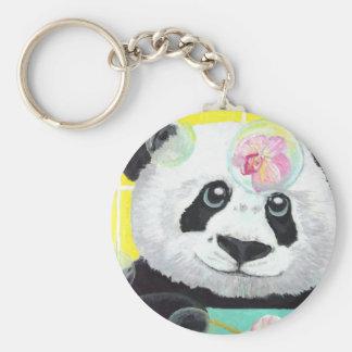 Chaveiro Bolhas da panda