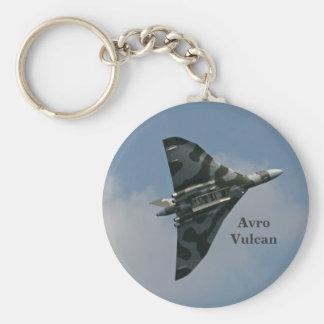 Chaveiro Bombardeiro da asa de delta de Avro Vulcan