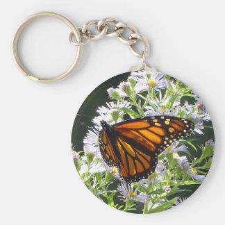 Chaveiro Borboleta de monarca