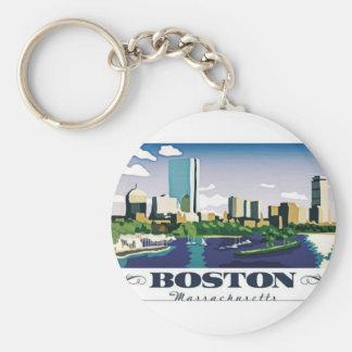 Chaveiro Boston, Massachusetts
