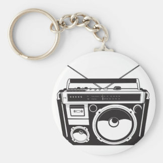 Chaveiro ☞ box de boom Oldschool, Cassette Player/