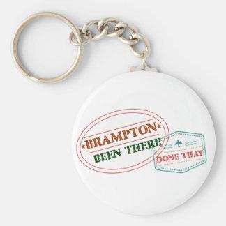 Chaveiro Brampton feito lá isso