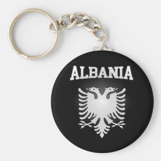 Chaveiro Brasão de Albânia