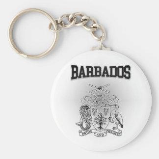 Chaveiro Brasão de Barbados