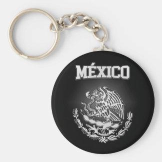 Chaveiro Brasão de México