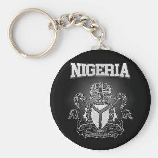 Chaveiro Brasão de Nigéria