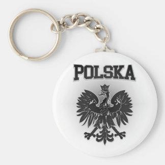 Chaveiro Brasão de Polska