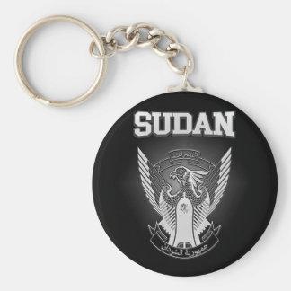 Chaveiro Brasão de Sudão