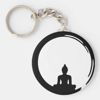 Chaveiro Buda silent