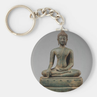 Chaveiro Buddha - Tailândia assentados