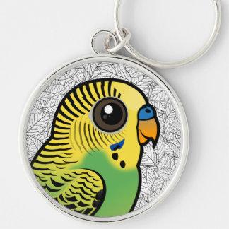 Chaveiro Budgerigar de Birdorable