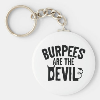 Chaveiro Burpees é o diabo