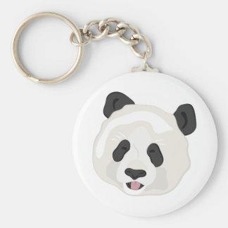 Chaveiro Cabeça da panda