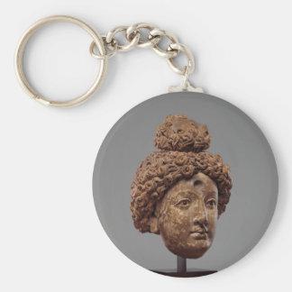 Chaveiro Cabeça de um Buddha ou de um Bodhisattva
