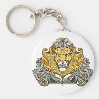 Chaveiro cabeça do leão