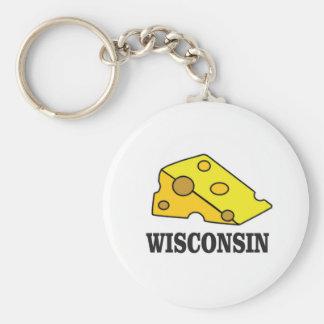 Chaveiro Cabeça do queijo de Wisconsin