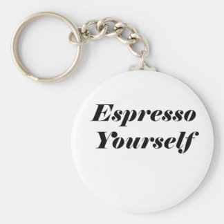Chaveiro Café você mesmo