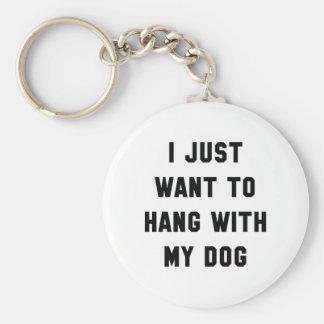 Chaveiro Cair com meu cão