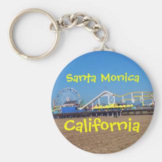 Chaveiro Cais de Santa Monica, Califórnia