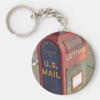 Chaveiro Caixa postal velha