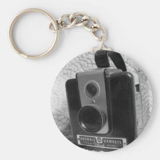 Chaveiro Câmera velha de Hawkeye da brownie