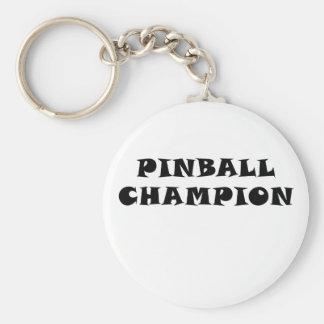 Chaveiro Campeão do Pinball
