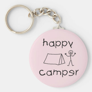 Chaveiro Campista feliz (preto)