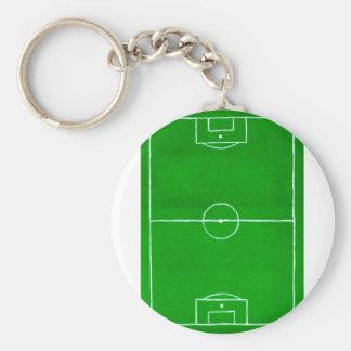 Chaveiro Campo de futebol Sketch2