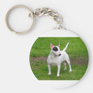 Chaveiro Cão americano de Terrier de pitbull