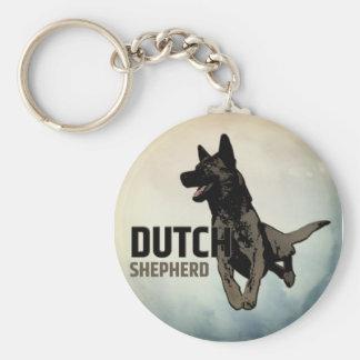 Chaveiro Cão de pastor holandês